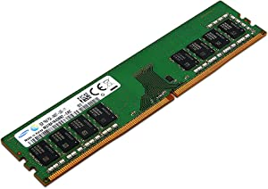 Lenovo 4X70K09921 DDR4 SDRAM, 8 GB, DIMM 288-pin Internal Memory