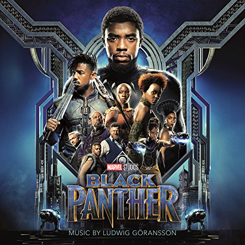 Black Panther (Original Score) (Best Scenes From Casino)