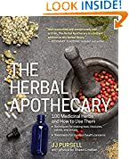 #10: The Herbal Apothecary: 100 Medicinal Herbs and How to Use Them