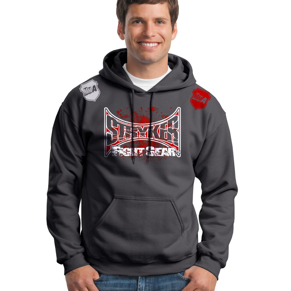 Amazon.com: Stryker Pullover Hoodie Sweatshirt Sweater Jumper Tapout ...