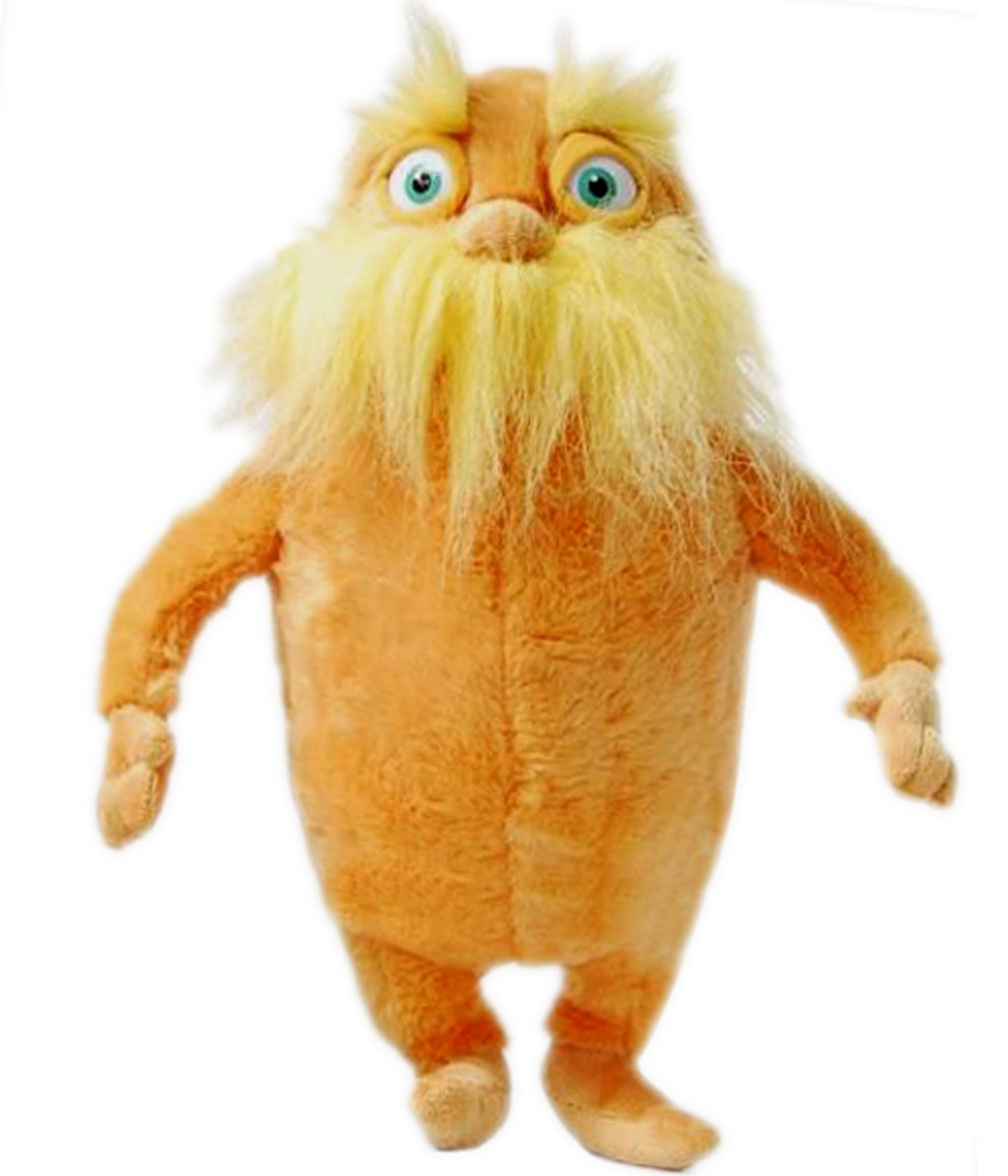 Muaquata The Lorax Soft Plush Stuffed Animals Collection Toy