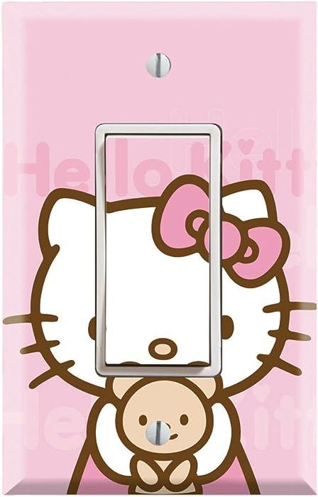The Best Hello Kitty Wall Decor
