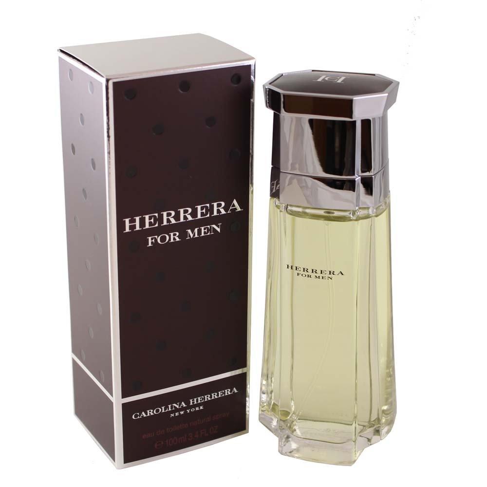 Carolina Herrera Homme men, Eau de Toilette, Vaporisateur Spray 100 ml, 1er Pack (1 x 100 ml)