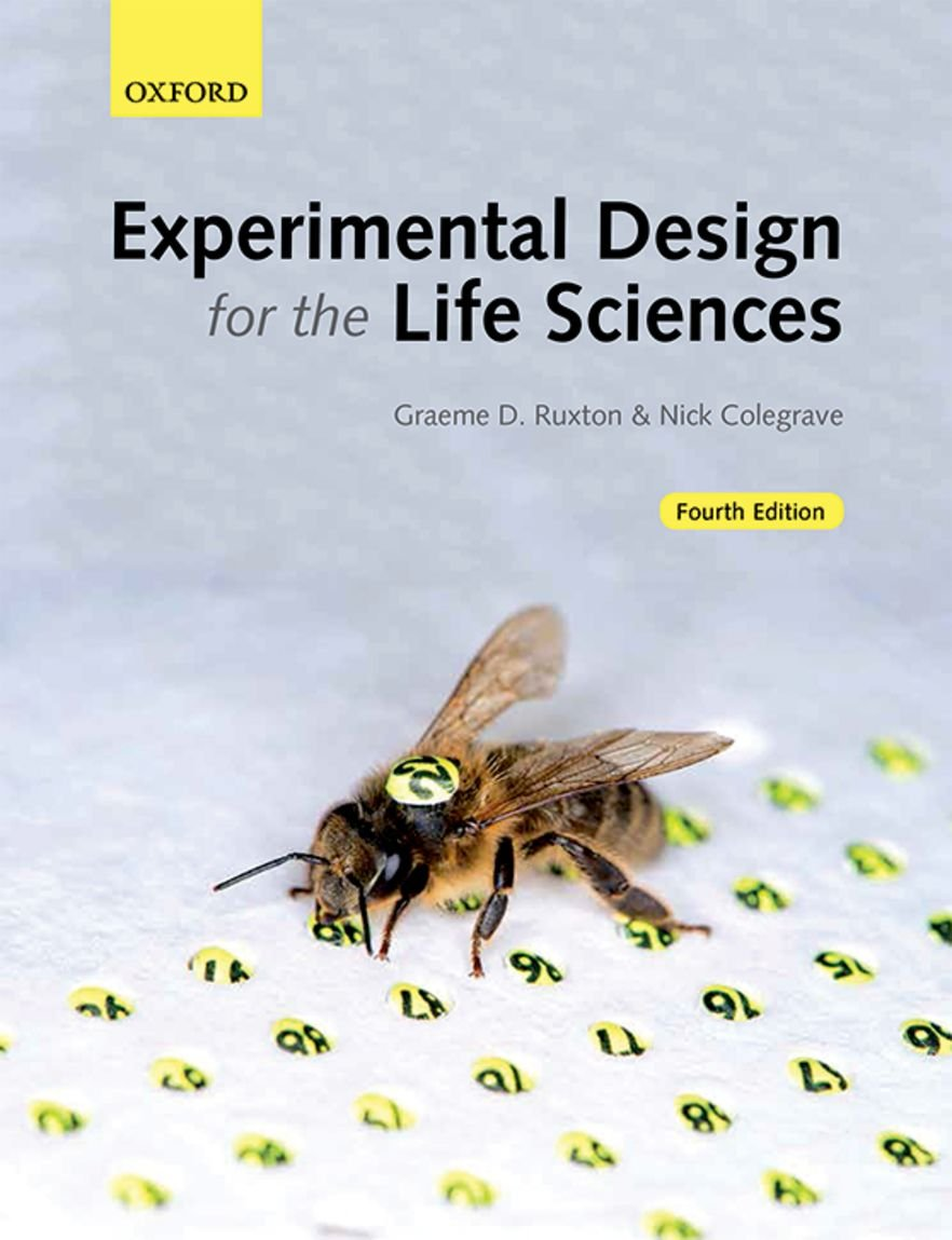 Experimental Design for the Life Sciences by imusti