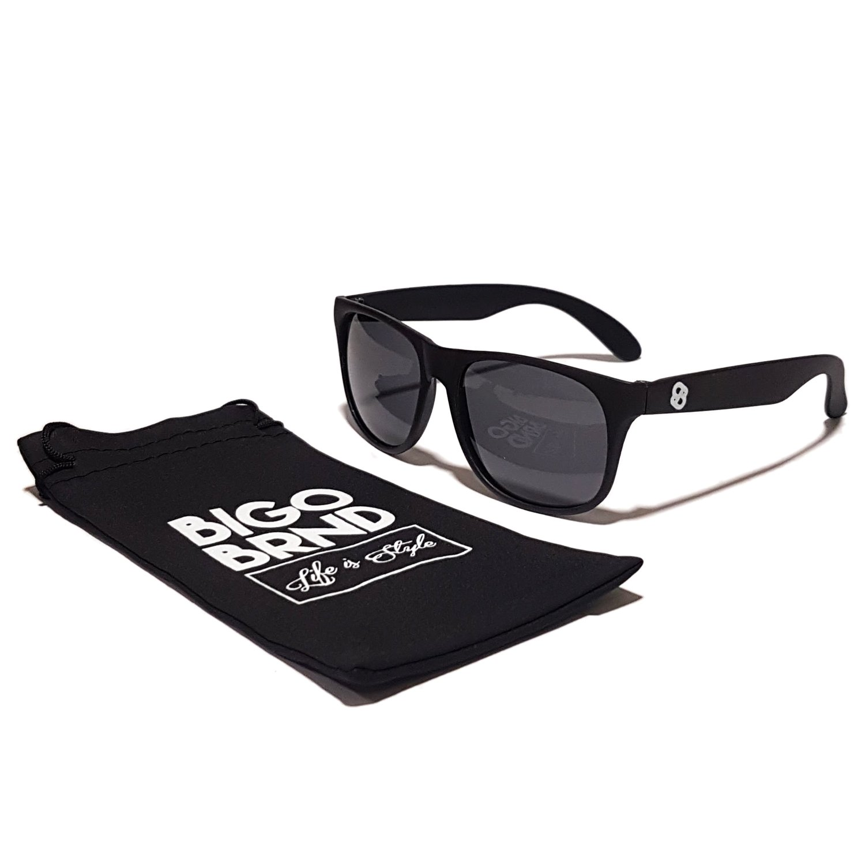 Gafas de sol California negra Unisex para hombre y mujer con ...