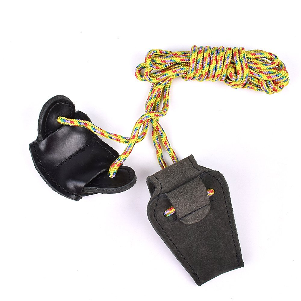 Archery Stringer Bow Stringer Tool for Recurve & Traditional Bow Yellow