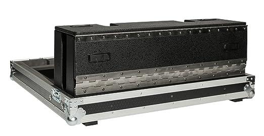 Flight Case para Yamaha ql5 mezclador con ruedas y Dogbox: Amazon.es: Instrumentos musicales
