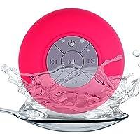 iBellete Mini Altavoz Bluetooth Inalámbrico Impermeable - Baño