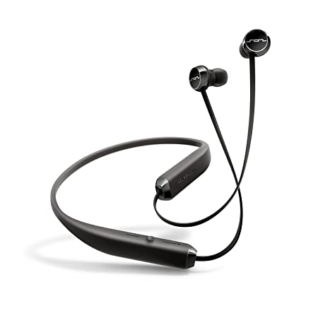 Sol Republic Shadow EP1140BK Wireless In-Ear Headphones (Black/Silver) <span at amazon