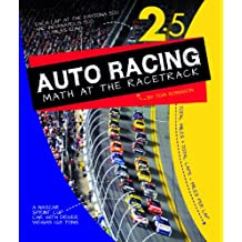 Auto Racing: Math at the Racetrack (Math in Sports)