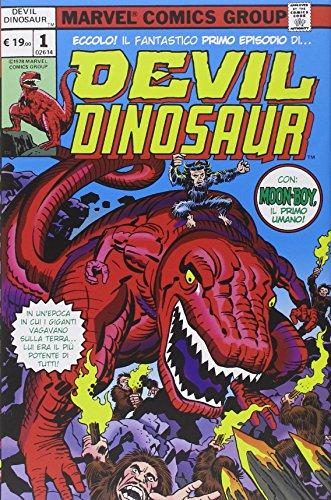 devil dinosaur omnibus - 2