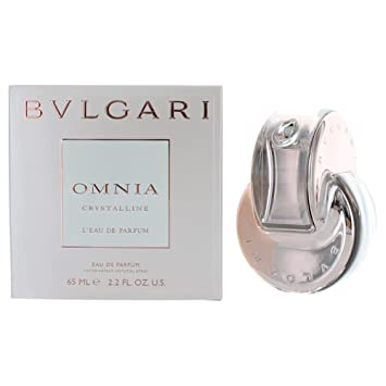 Amazoncom Bvlgari Omnia Crystalline Leau De Parfum Spray 65ml