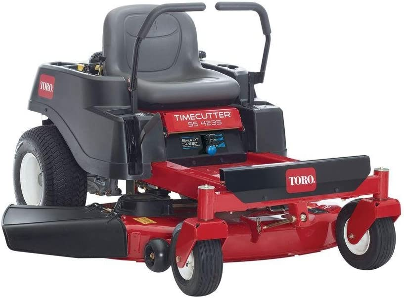 7. Timecutter Ss4225 42 Inch Lawn Mower
