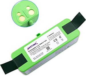 Nastima Upgrade 14.8V 5000mAh Lithium ion Battery for iRobot Roomba 900 800 700 600 Series 985 980 960 895 891 890 880 870 860 805 790 780 770 760 695 690 675 671 650 614