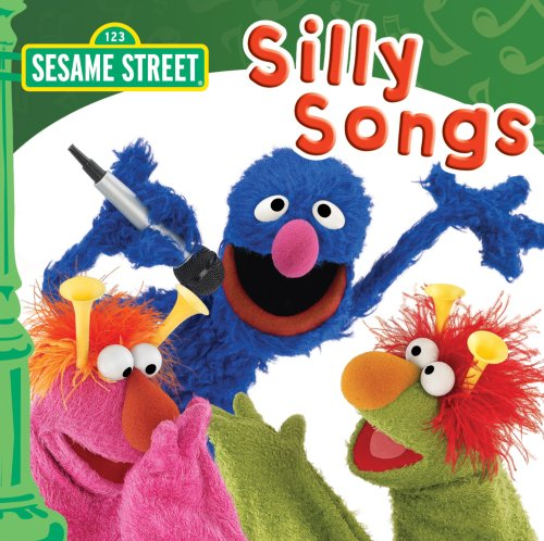 Sings Silly Songs Cd - Silly Songs