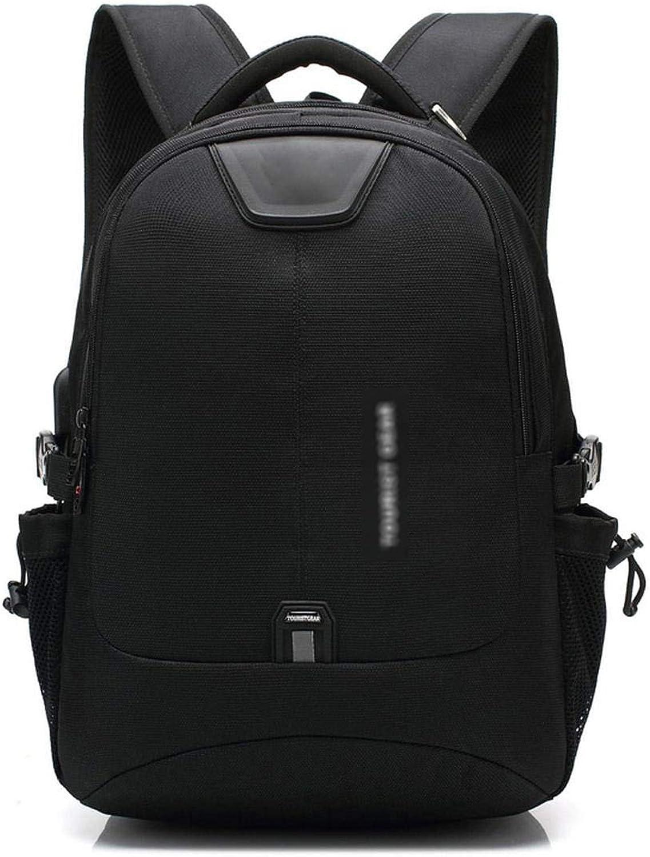 Backpack Fashion School Usb Mens Travel Bag Man Swiss Backpack Women Waterproof Anti Theft Backpack 15.6 17 Inch Laptop Backpacks Travel,black,small