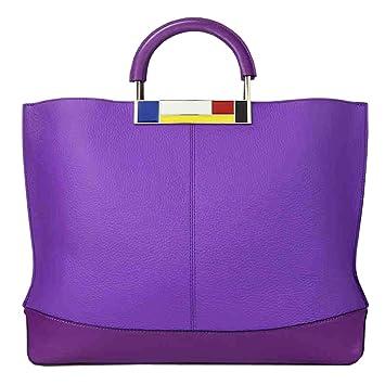 00b6d5a3ddd70 SAIERLONG Neues Damen Dunkelgrün Deluxe Echtes Leder Damen Handtaschen  Schultertaschen Billig Verkauf Beliebt nqVWSekZg