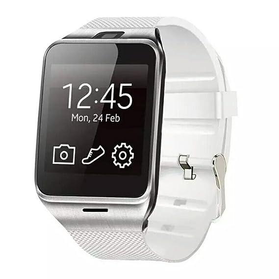 Amazon.com: Yeaom-GV18 Bluetooth Smart Watch Wrist Watch ...