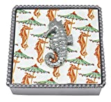 Best Home-n-Gifts Napkin Holders - Seahorse Beaded Napkin Box Review
