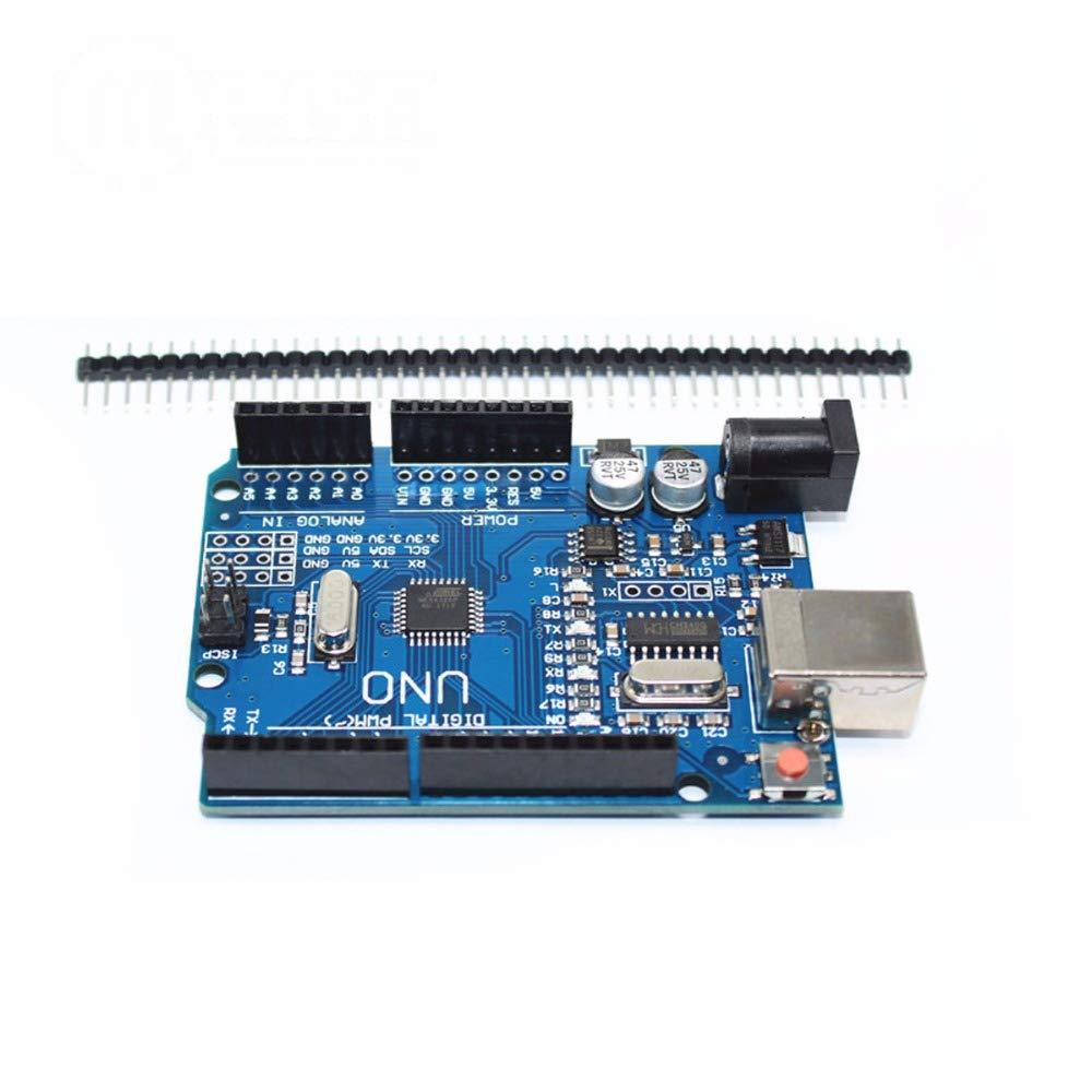 10pcs//lot UNO R3 MEGA328P CH340G NO USB Cable