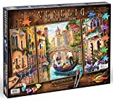 Schipper 609260736 Venice City in The Lagoon Paint By Numbers Board by Schipper