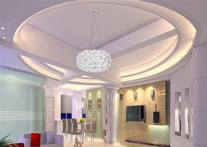 Goolight new moderne caboche acryl ball deckenleuchte anhänger lampe