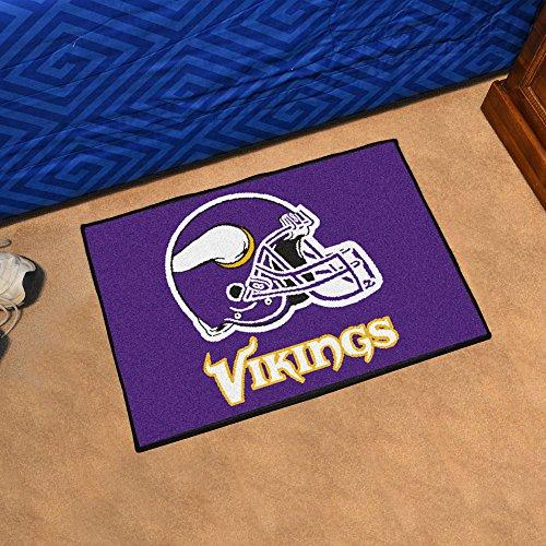 Minnesota Vikings Starter Rug 19x30