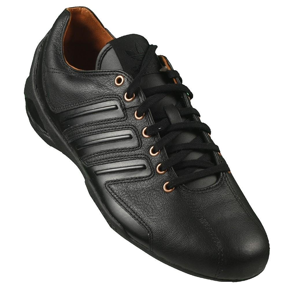 finest selection 490ec fd518 Adidas Adi Racer REMODEL LO Schuhe black1-black1-white - 42 Amazon.co.uk  Shoes  Bags