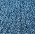 """Pacific Blue Indoor-Outdoor 3/16"""" Thick Unbound Area Rug With Latex Marine Backing"""