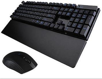El diseño inalámbrico de teclado de programación de juegos de ...