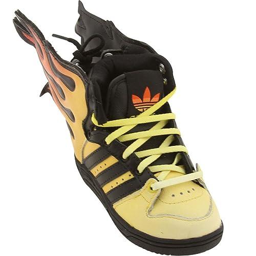 official photos 22b96 92b29 adidas Toddler ObyO JS Flames I - Jeremy Scott (black sun   dkoran)