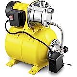 TROTEC Bomba de Agua Doméstica TGP 1025 ES aspersor para césped Bomba de jardín 1000 W 3300 l/h Capacidad
