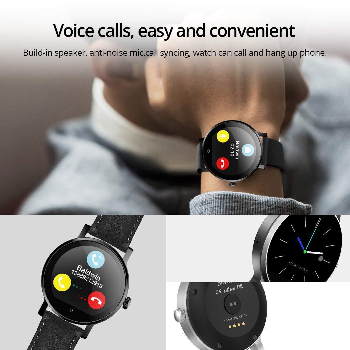 YWYU Smart Watch IP67 Waterproof MTK2502C Soporte Bluetooth ...