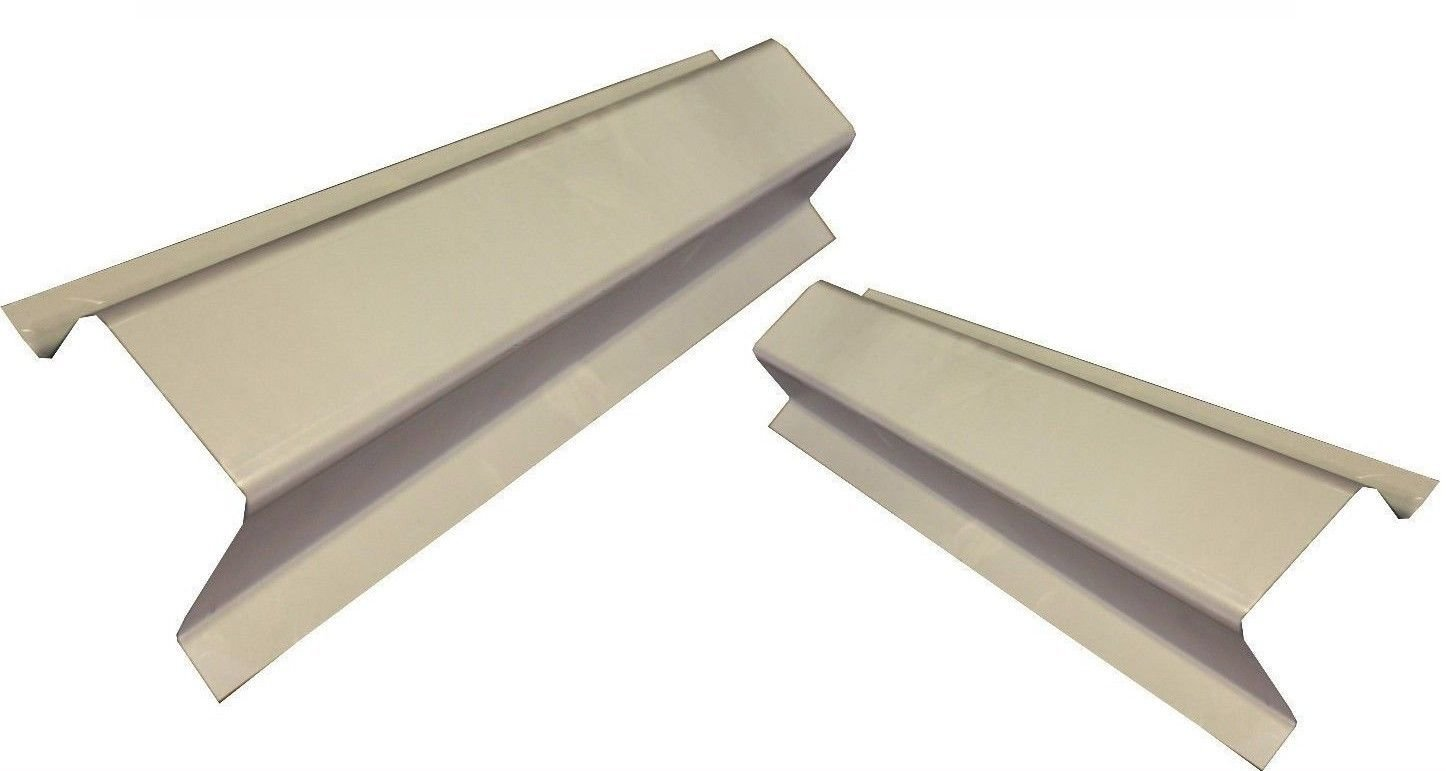 Motor City Sheet Metal - Works With 1999-2015 Super Duty Ford Extended & Crew Cab Pickup Front Rocker Panel New Pair