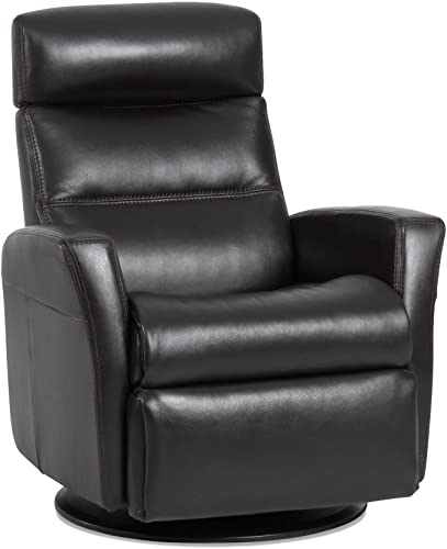 IMG Divani RG 125 Small Glider Relaxer Rocking Recliner Swivel Chair