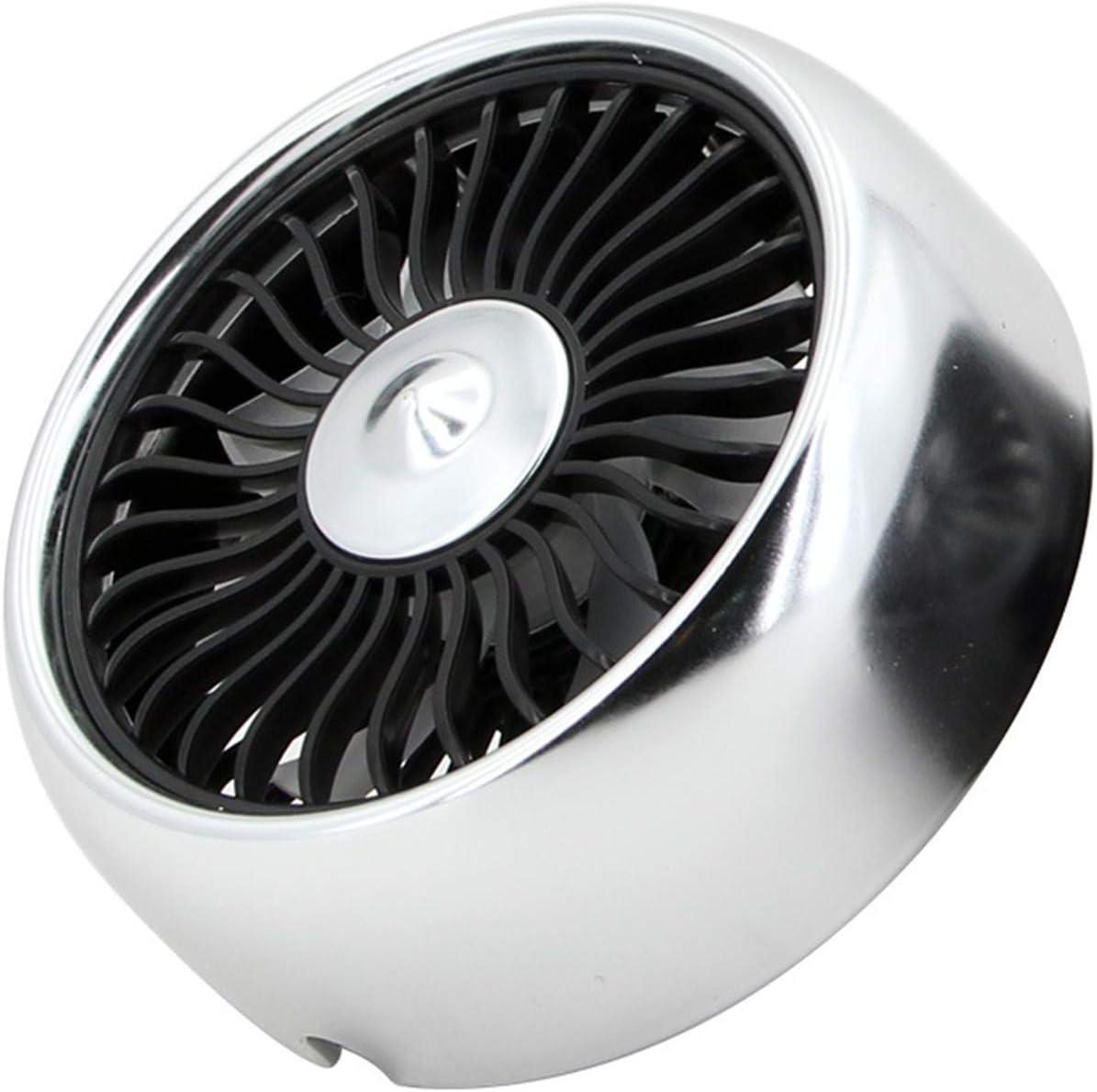 JHKJ Coche multifunción Ventilador eléctrico, Toma de Aire del ...