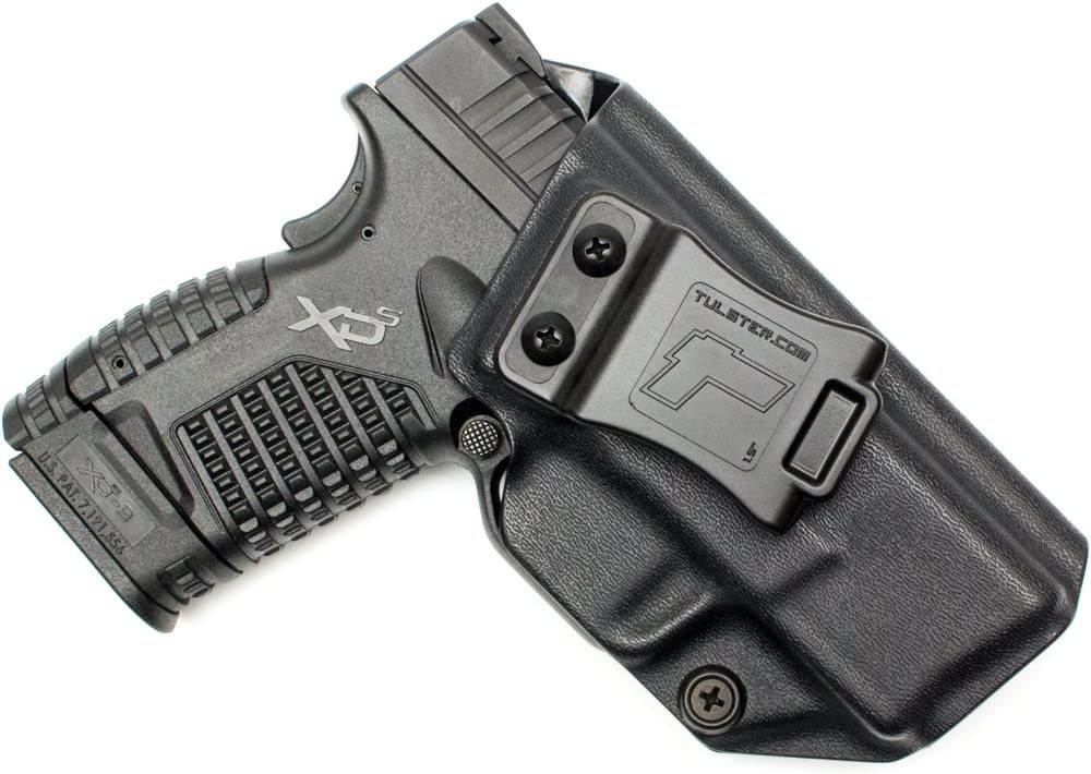 Tulster Springfield Armory XDS 3.3″ 9mm/.45 Holster IWBHolster