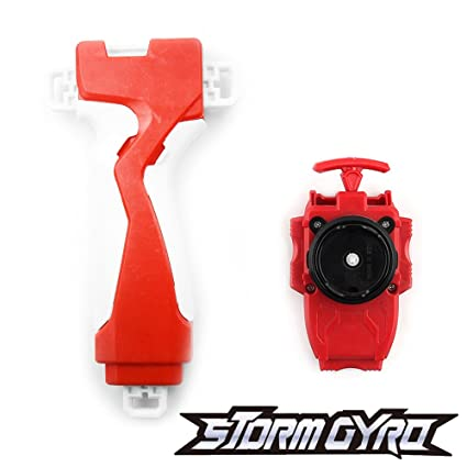 Beyblade Burst Launcher Grip Black B-40 Compatible with String /&Ripcord Launcher