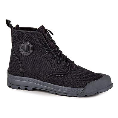 8d8646027f5b60 Palladium Chaussures Montantes Homme Pampatech Hi TX 44 Noir: Amazon ...