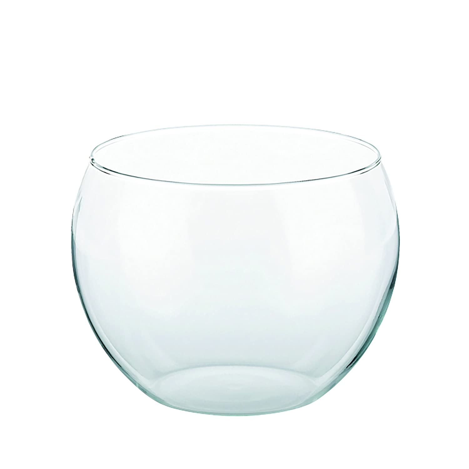 Kela 66164 Glass Punch Bowl 3.5 Litre Capacity