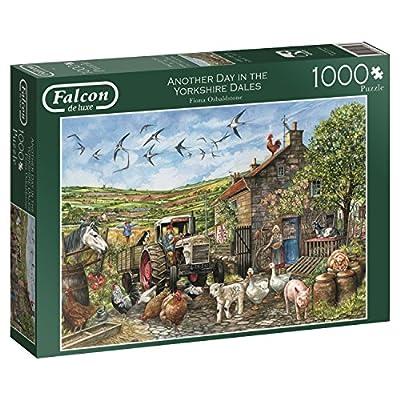 Jumbo 611156 Puzzle Un Altro Giorno Nelle Dales