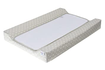 901bd4438d80 Funny Baby Mole - Mattress for Baby Changing mat, 53 x 80 cm, White ...