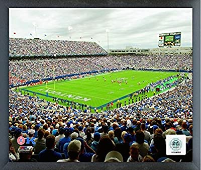 "Commonwealth Stadium Kentucky Wildcats NCAA Photo (Size: 17"" x 21"") Framed"