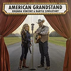 Daryle Singletary Rhonda Vincent After the Fire Is Gone cover