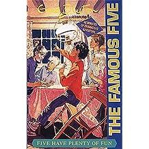 Five Have Plenty of Fun: Five Have Plenty Of Fun Read by Cast (Famous Five)