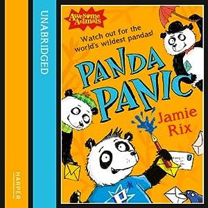 Awesome Animals: Panda Panic Audiobook