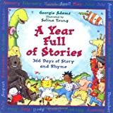 A Year Full of Stories, Georgie Adams and Selina Young, 0385325274