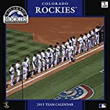 Turner Perfect Timing 2015 Colorado Rockies Team Wall Calendar, 12 x 12 Inches (8011635)