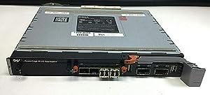 Dell J5W8K 10GbE DF10MXL Force10 MXL 10/40GbE PowerEdge M1000e I/O Aggregator