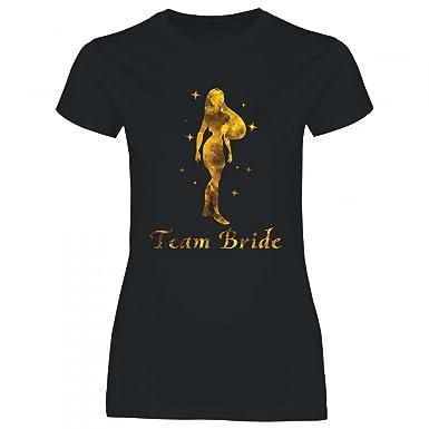 Royal Shirt Rs135 Damen T Shirt Goldene Prinzessin Team